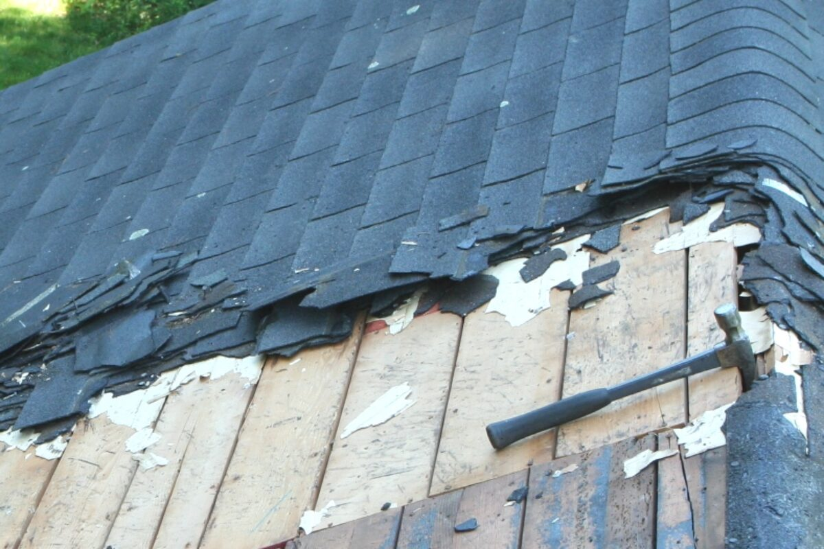 Can You Lay Asphalt Shingles Over Old Ones