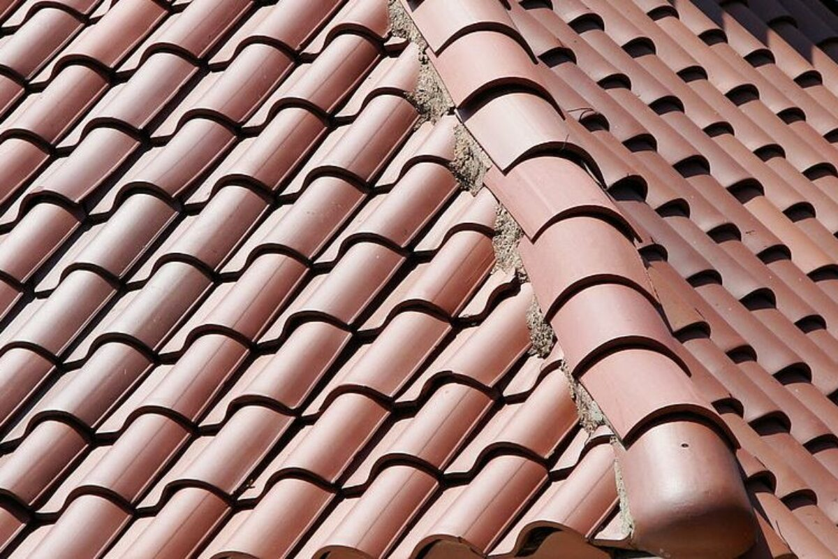 Clay and Concrete Roof Tiles the Differences